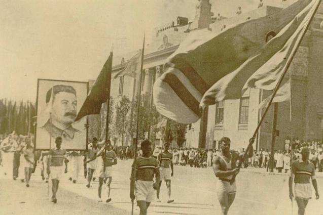 зенит в сталинграде 1938 г
