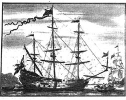 Флаги военного флота российской
