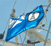 флаг гидрографических судов
